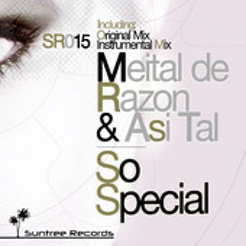 So special - Meital De Razon & Asi Tal (Radio version)