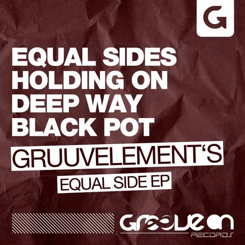 GruuvElement's - Black Pot ( Original Mix ) / Groove On Records