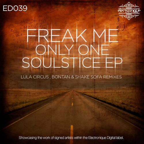 FreakMe - Only One (Shake Sofa Remix) [ElectroniqueUK]