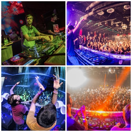 Jeremy Olander's PRYDA FRIENDS Fall Tour Mix October 2013