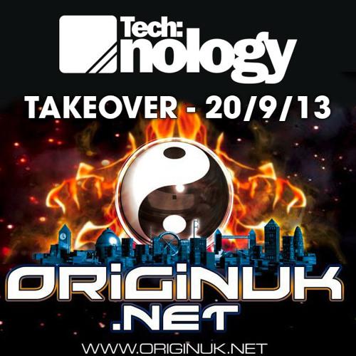 Tech:nology Takeover - OriginUK.net - 20/9/13