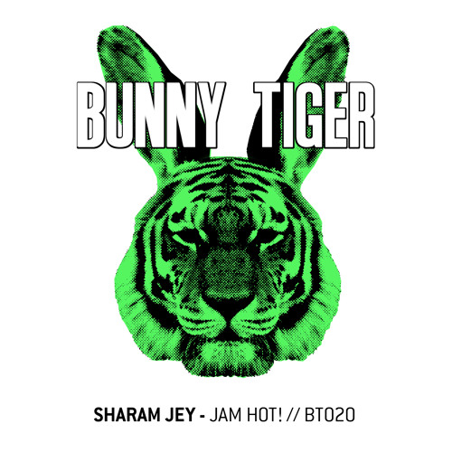 Sharam Jey  - Jam Hot ! //BT020( Preview) Out Oct 7th