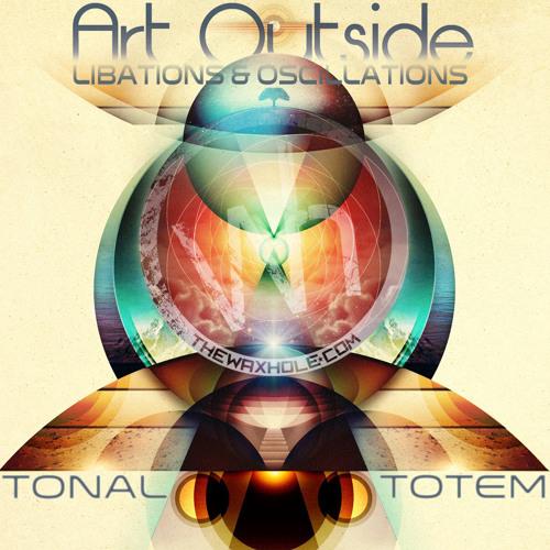 Feat. Libations & Oscillations Presents Art Outside 2013: Tonal Totem