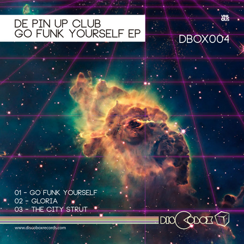 De Pin Up Club - The City Strut (Out now !)