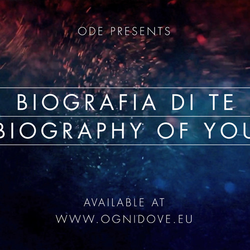 "From ""BIOGRAFIA DI TE / BIOGRAPHY OF YOU"" - ""Raus  / Outside"""