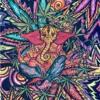 Push El Asesino - Fumando LALALA Feat. Maniako & Nene •2013• Portada del disco