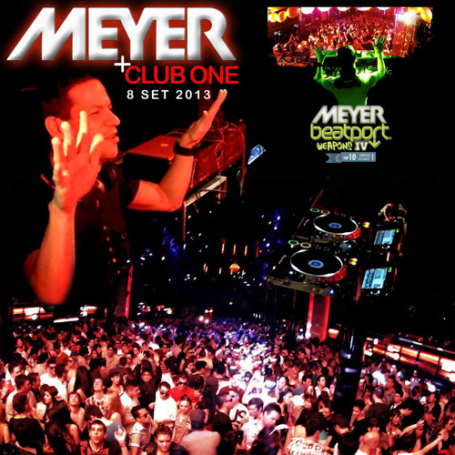 Abel Meyer @ +Club One Bs As SET-2013 ::: Live :::  [FREE DOWNLOAD]