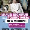 Download Manuel Rocheman et Toninho Horta au New Morning décembre 2012 Mp3