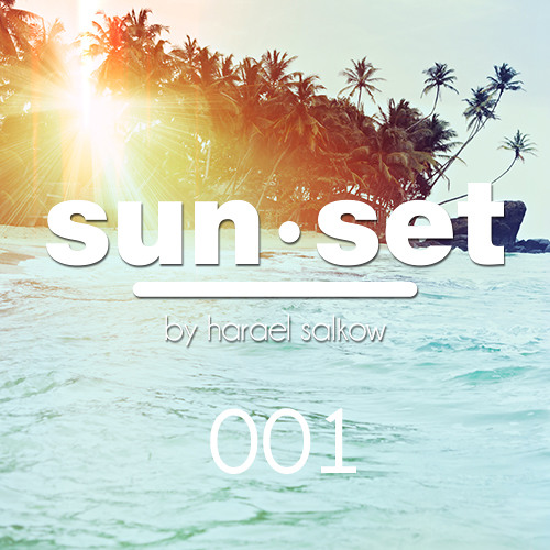 SUN•SET 001 by Harael Salkow