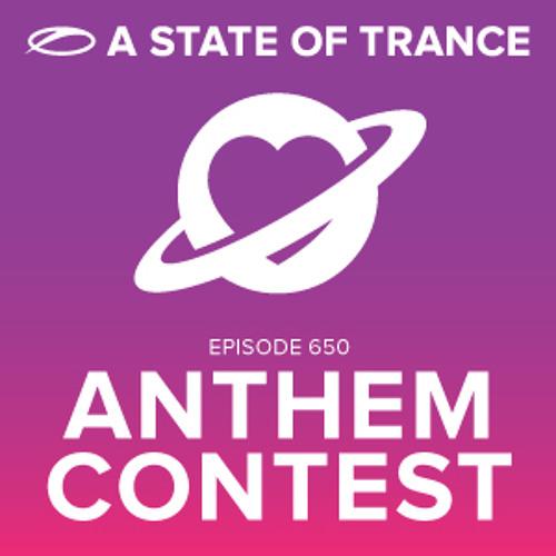 Hazem Beltagui & Allan V. - Leo (Original Mix) [ASOT650 Anthem Contest]