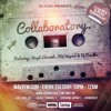 DJ OD Presents: The COLLABORATORY ft Hugh Edwards, MC Vapour & DJ Needlez - LIVE MIX!