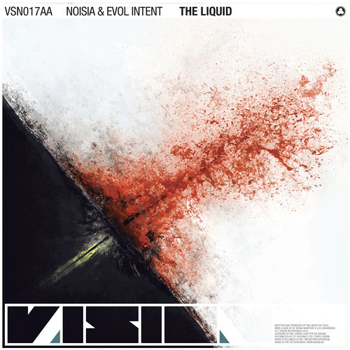 Noisia & Evol Intent - The Liquid (VSN017) [OUT NOW!!]