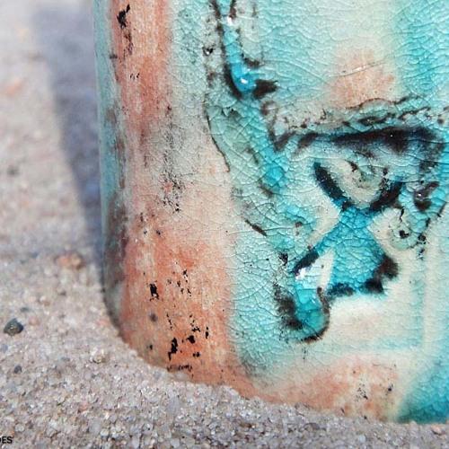 Crushsound Ceramic Slide - Custom Fired