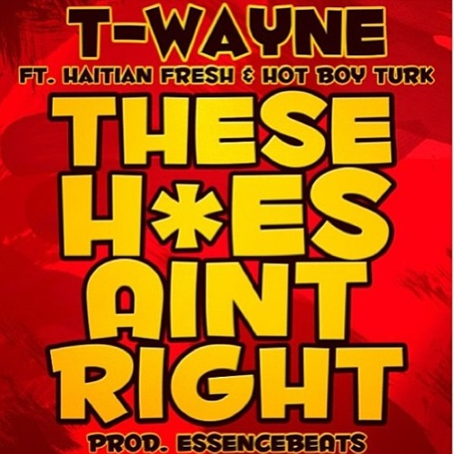 Hoes Aint Right with T-Wayne & Turk