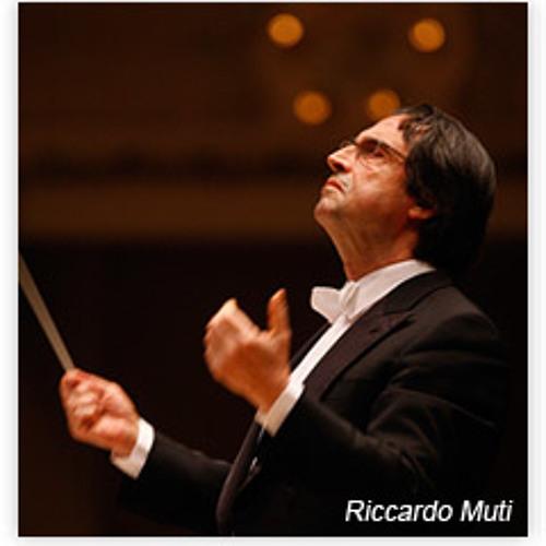CSO Radio: Muti Conducts Bruckner 6