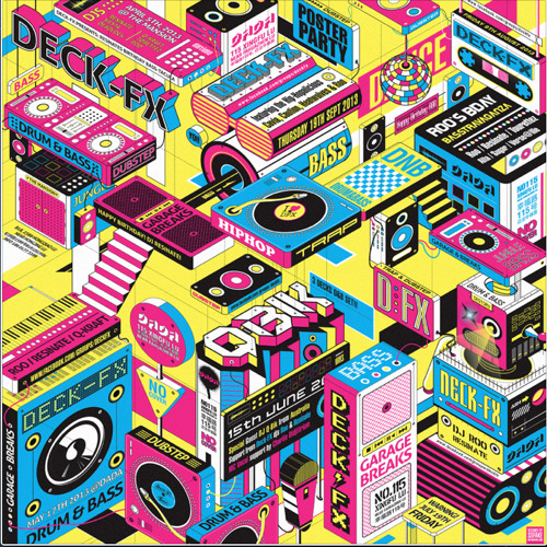 D-FX Live Recordings pt 1, DJ Roo Chillstep
