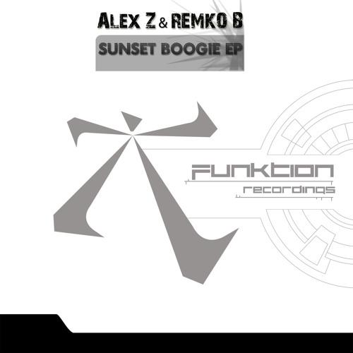 AlexZ & Remko B - Get Up & Disco