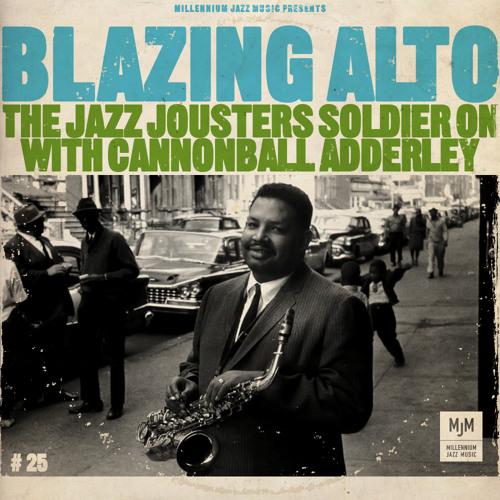 The Jazz Jousters - Blazing Alto - SmokedBeat - 10 C.A