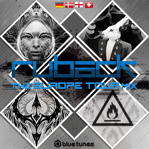 Ruback - The Europe Tour Mix *Free Download*