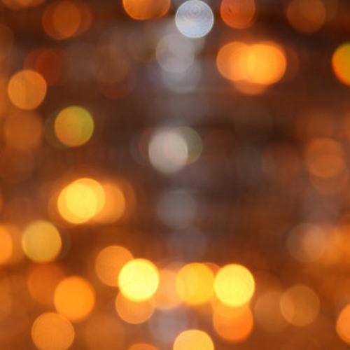 granini di luce beccucciati da uccelli di silenzio