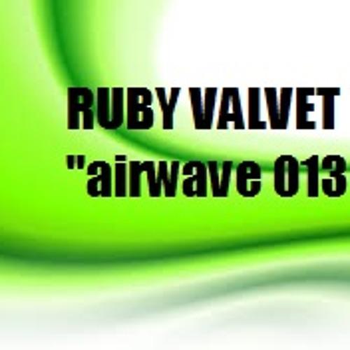 "Ruby Valvet ""airwave 013"""
