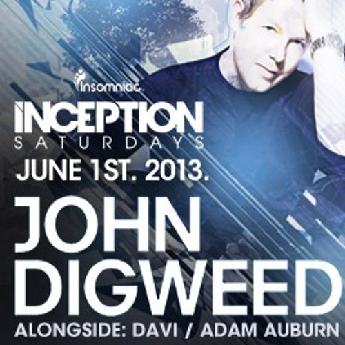 DAVI - Live at Exchange LA w/ John Digweed [June 6 2013]