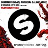 Dimitri Vegas & Like Mike, Steve Aoki & Afrojack - Mammoth Beef (Hardwell Smash Up)[Alextoss Reboot]