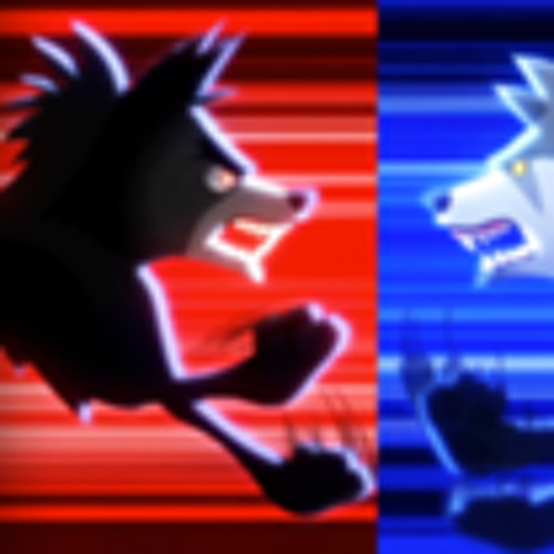 Insanity Wolf Vs Courage Wolf