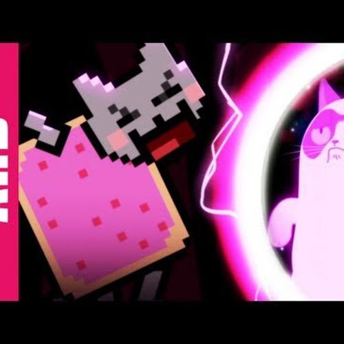 Nyan Cat Vs. Grumpy Cat