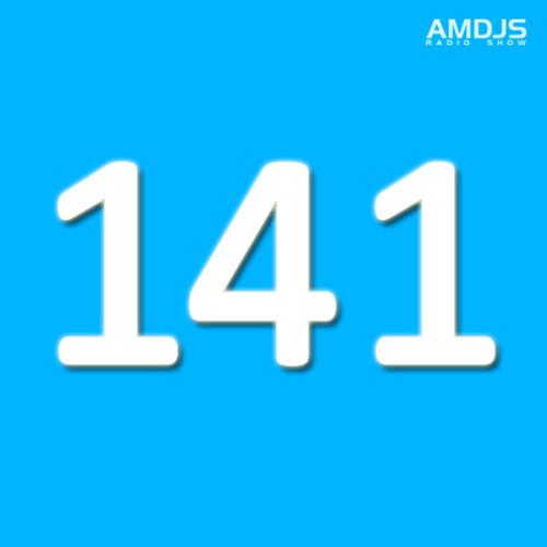 AMDJS Radio Show VOL141 (Feodor AllRight & Elena Mechta)