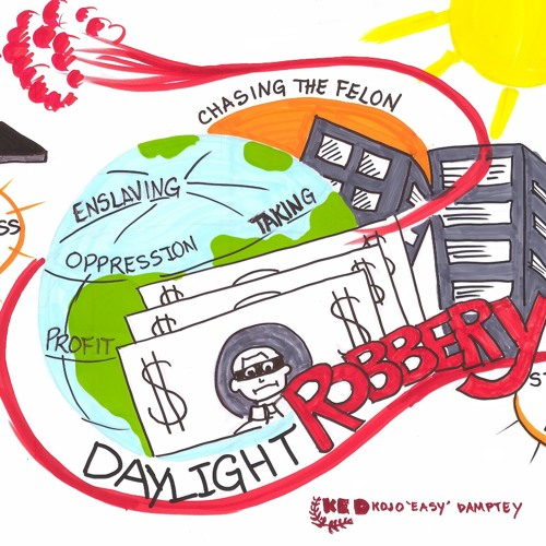 "Kojo ""Easy"" Damptey - Chasing The Felon"