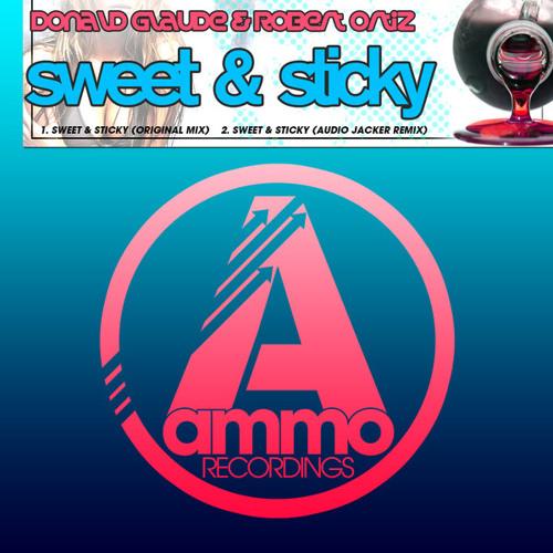Donald Glaude, Robert Ortiz -  Sweet & Sticky