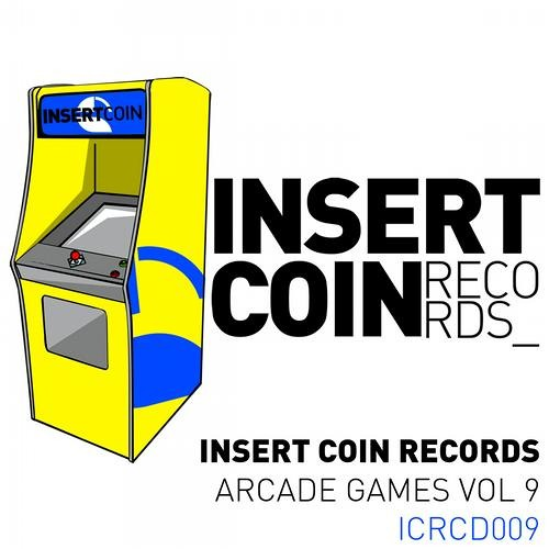 Ramses Jair - Kimé (Original Mix) - Insert Coin Records