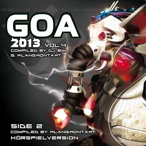 Goa 2013 Vol. 4 - Side 2 by Klangkontakt