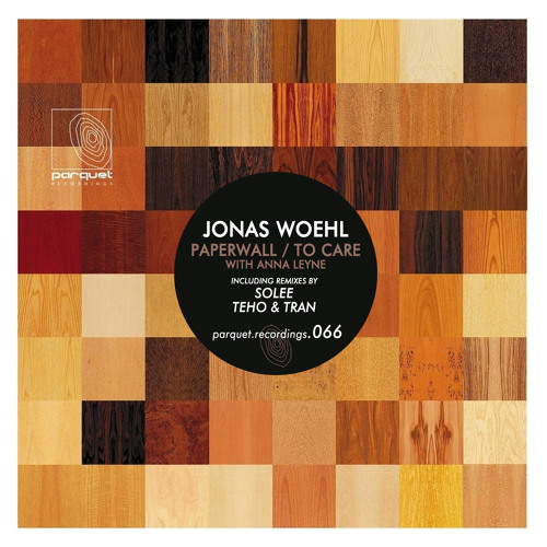 jonas woehl feat. anna leyne - paperwall (solee remix - cut) / parquet recordings