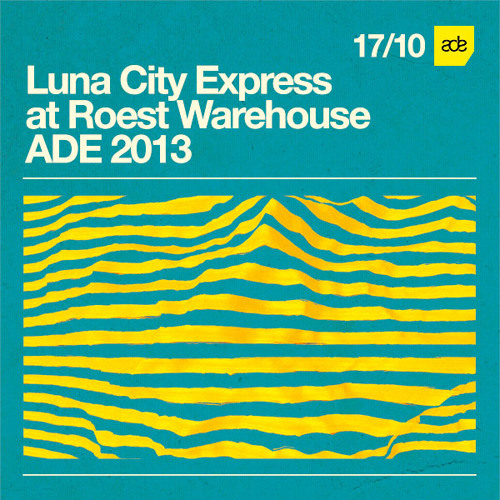 Luna City Express - Moon Harbour @ ADE 2013 Promo Mix