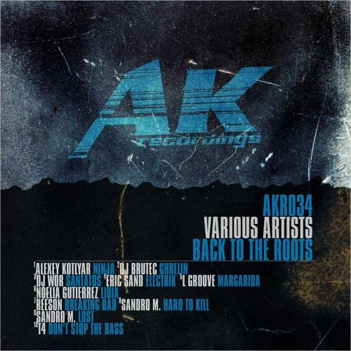 Dj Brutec - Ghrelin [ AK Recordings ]
