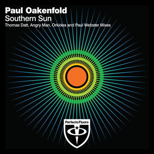 Paul Oakenfold - Southern Sun (Orkidea's Tribute Mix)