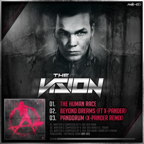 The Vision - Pandorum (X-Pander Remix)(Official HQ Preview)