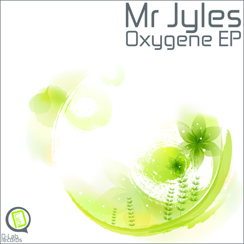[DLBR-079] Mr Jyles - Oxygene EP ***OUT ON BEATPORT 16.10.2013***