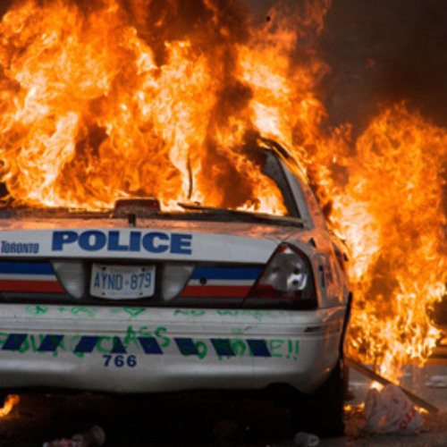 Lutan Fyah - I Bun Police - B4SSJUICE RMX