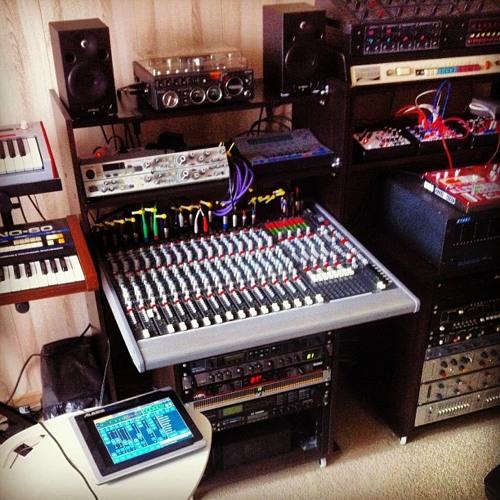 Roland Juno-60 + Master FX