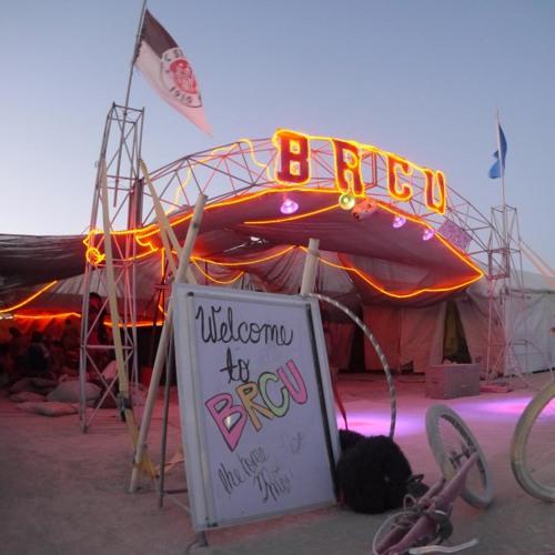 Vinyl Set Live at BRCU Burning Man 2013