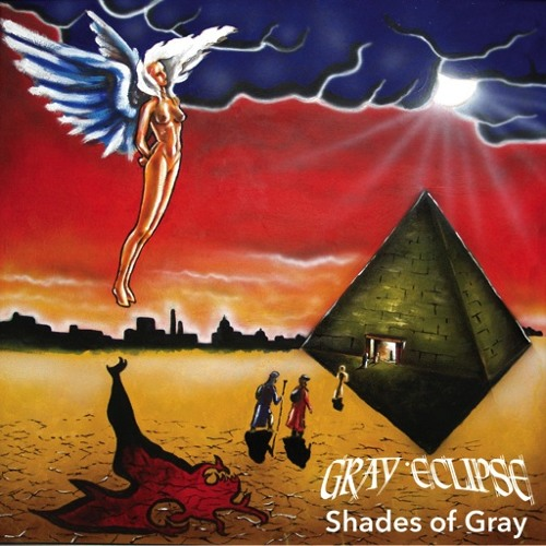 Gray Eclipse - Shades of Gray