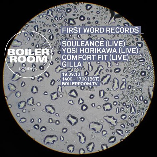 Souleance LIVE in the Boiler Room