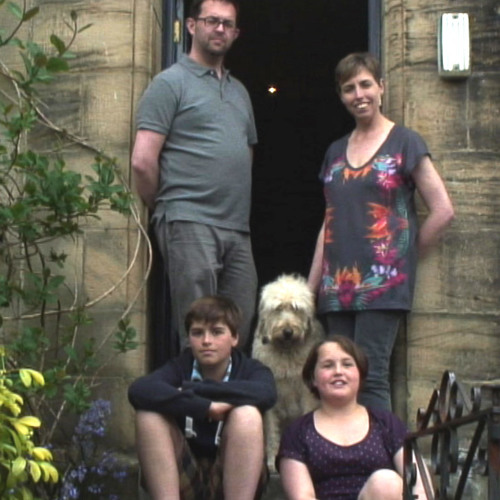 The LINDLEY Children tell the story of their home