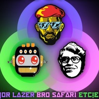 Major Lazer x Bro Safari x ETC!ETC! - EL Metal feat. Kafu Banton