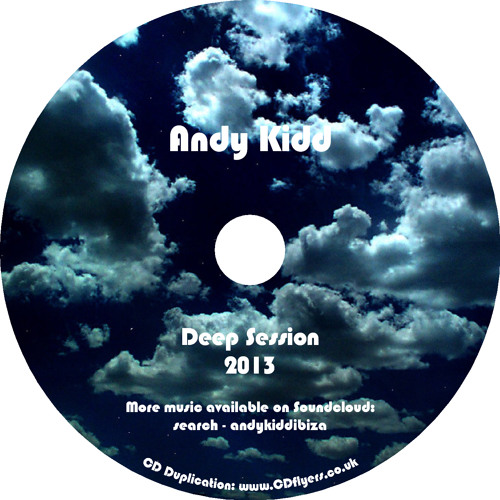 Andy Kidd - Balearic Deep Session 2013 (320k)