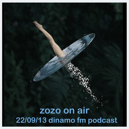 Zozo // Deep dark balearic diving (Dinamo Fm podcast)