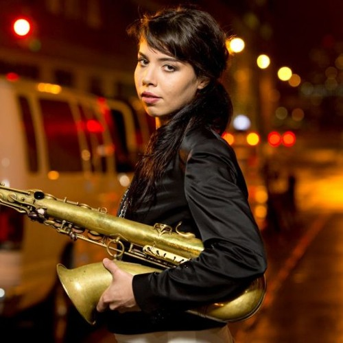 Melissa Aldana Interview on the New Jazz Thing with Vince Outlaw